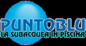 PuntoBlu la subaquea in piscina Logo